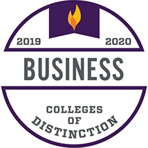 Business Colleges of Distinction logo