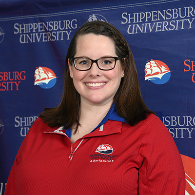 "Kierstin Stockum, + "" "" + Assistant Director of Graduate Admissions"