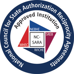 logo National Council for State Authorization Reciprocity Agreements NC SARA