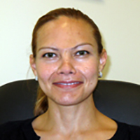 "Dr. Marcela Pineda, + "" "" + Associate Professor"