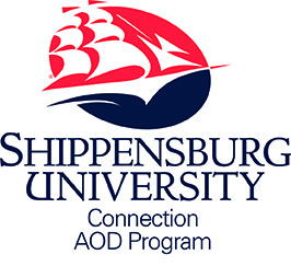 Shippensburg University Connection AOD Program logo
