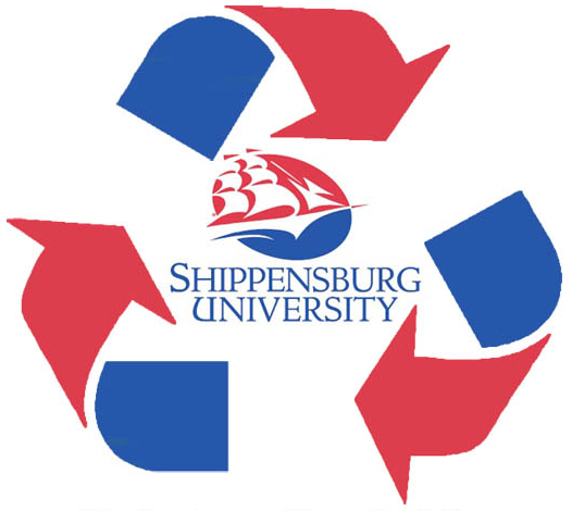 SU Recycles logo