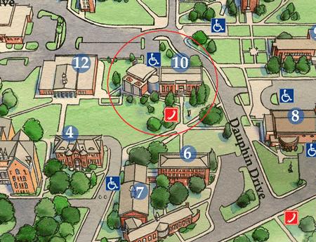 Shippensburg University   Location
