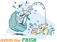 Avoid the PHISH