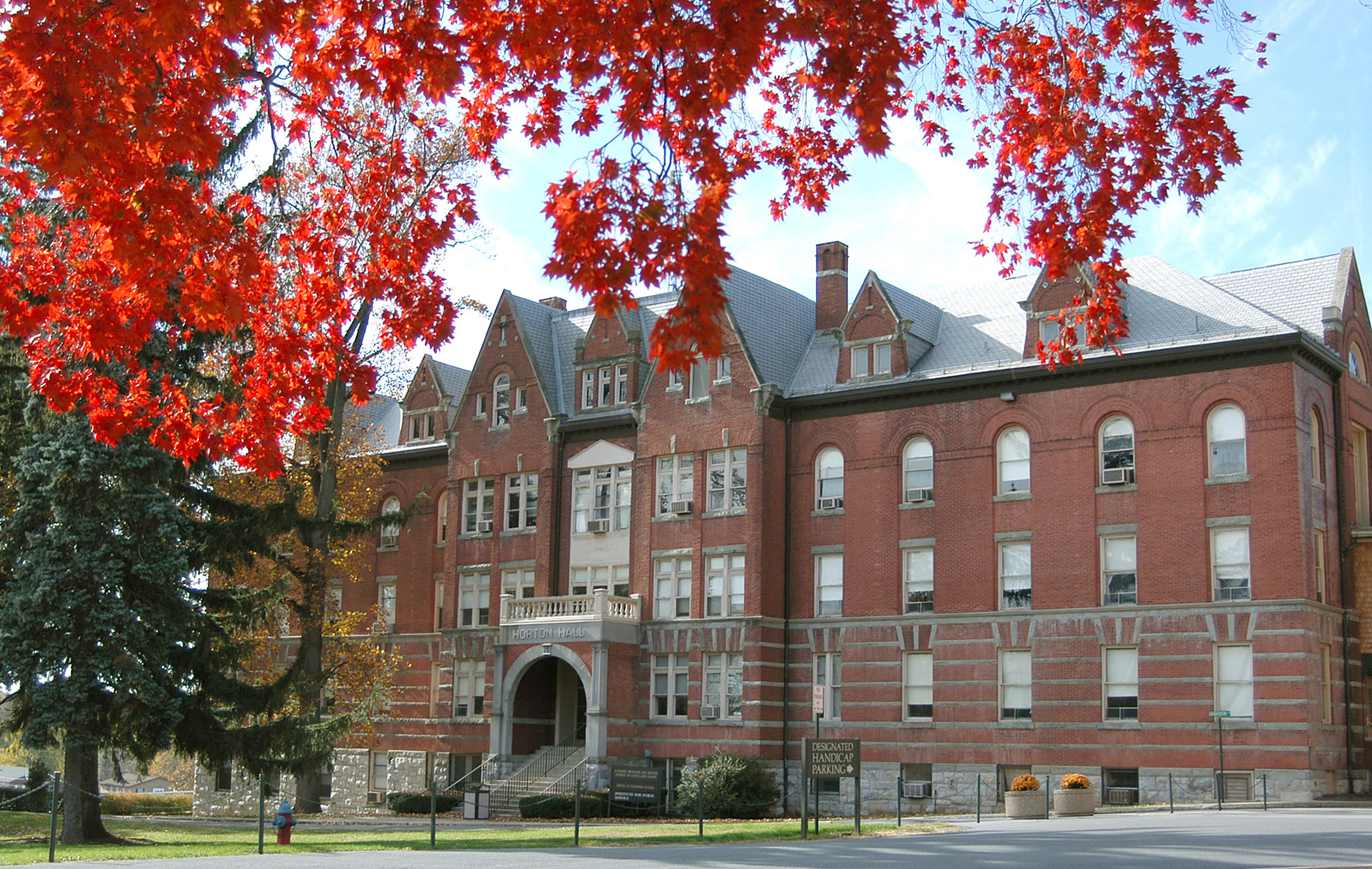 Shippensburg University Testing