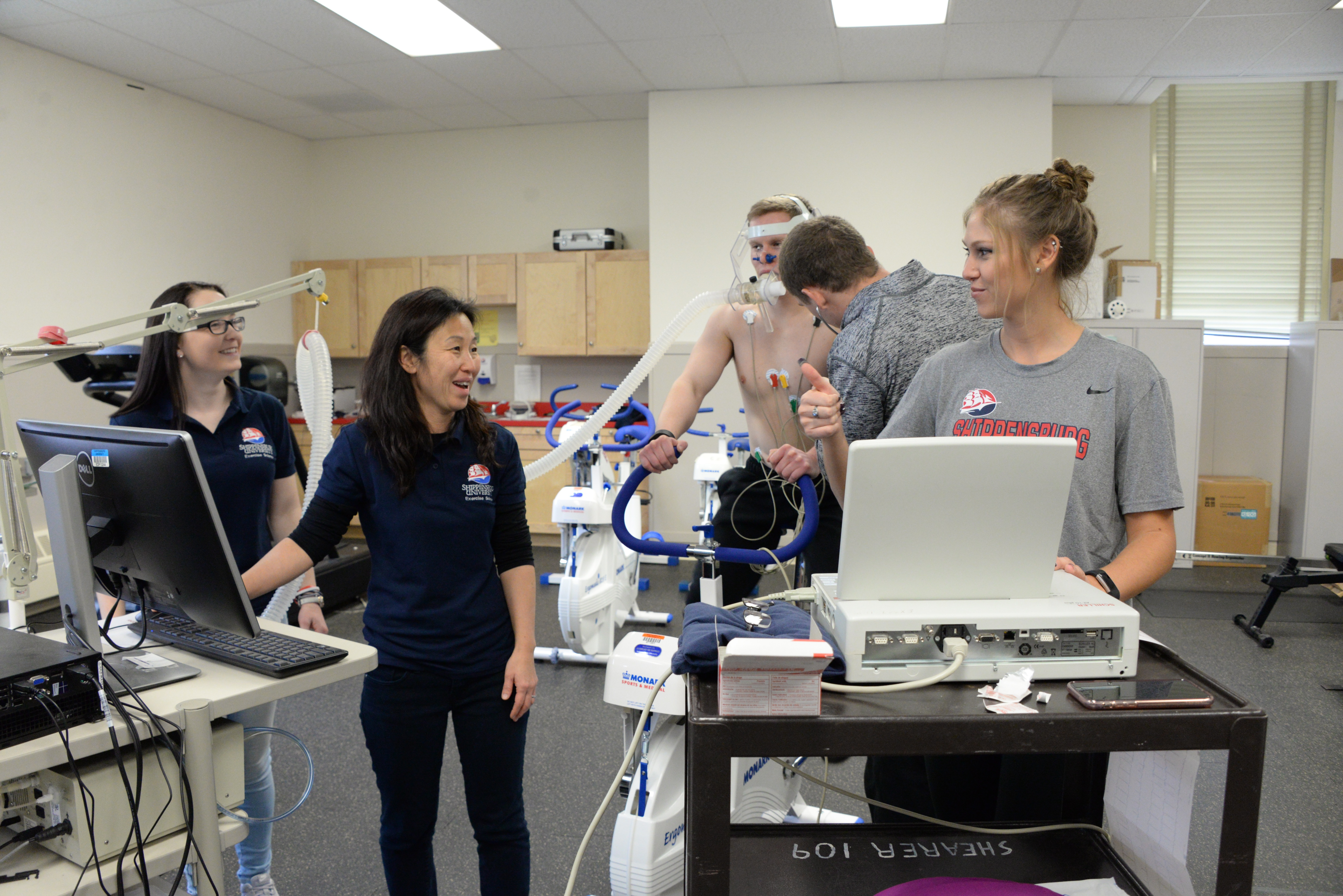 Exercise Science Fall 2017 Lab Station