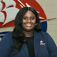 "Shaliyah Kinsey, + "" "" + Regional Assistant Director of Admissions"
