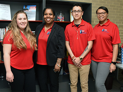 Shippensburg University first-generation students