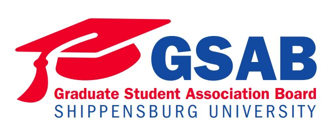 Graduate Student Assocation Board logo