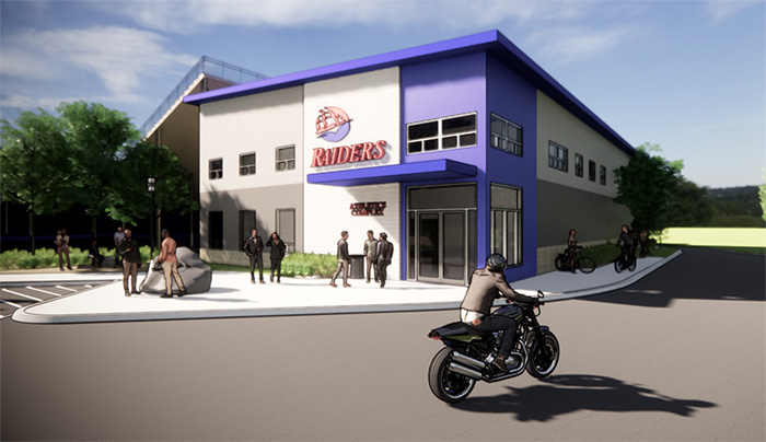 Shippensburg University Athletic Facility Rendering
